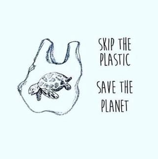 skip the plastic